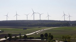 Wind farm Reichertshüll - News, MAx Bögl Wind AG