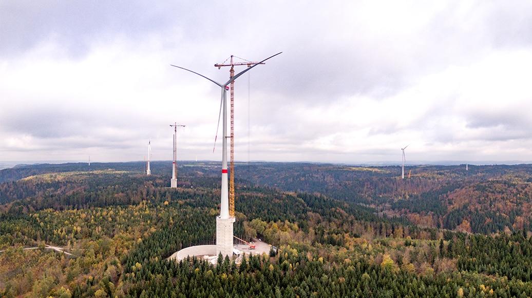 Gaildorf - Hoechste WKA 2017