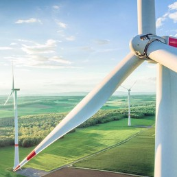 Hybrid Tower Obbach - Max Bögl Wind AG