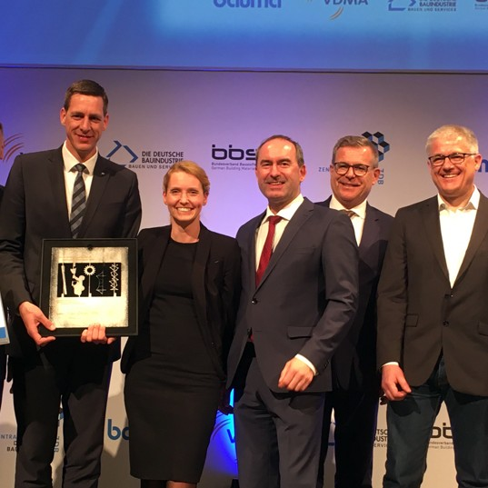 bauma innovation award 2019