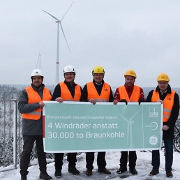 Highest wind turbines online - news, Max Bögl Wind AG