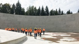 Public tours in Gaildorf - news, Max Bögl Wind AG