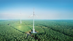 Impressions - pilot project Gaiildorf, Max Bögl Wind AG