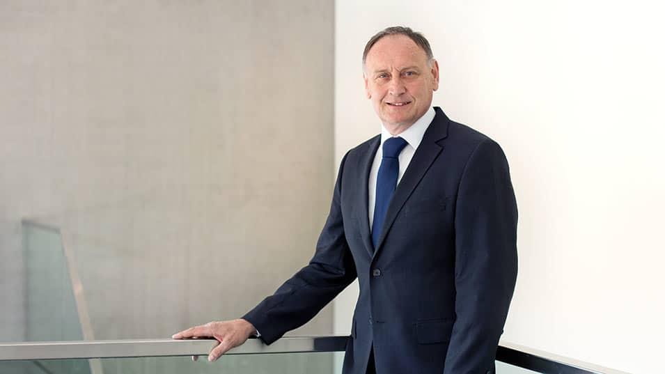Vorstand Josef Knitl