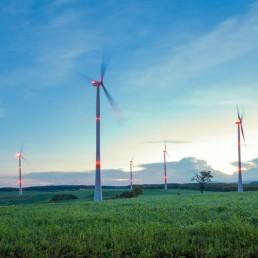 Hybrid Towers energy - Max Bögl Wind AG