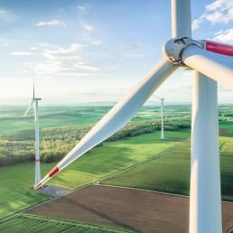 Hybrid Tower - Keyvisual, Max Bögl Wind AG
