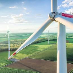 Hybrid Tower Key Visual - Max Bögl Wind AG