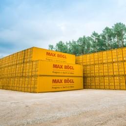 Mobile Fabrication transport - Max Bögl Wind AG