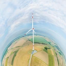 Hybrid Tower Keyvisual - Max Bögl Wind AG
